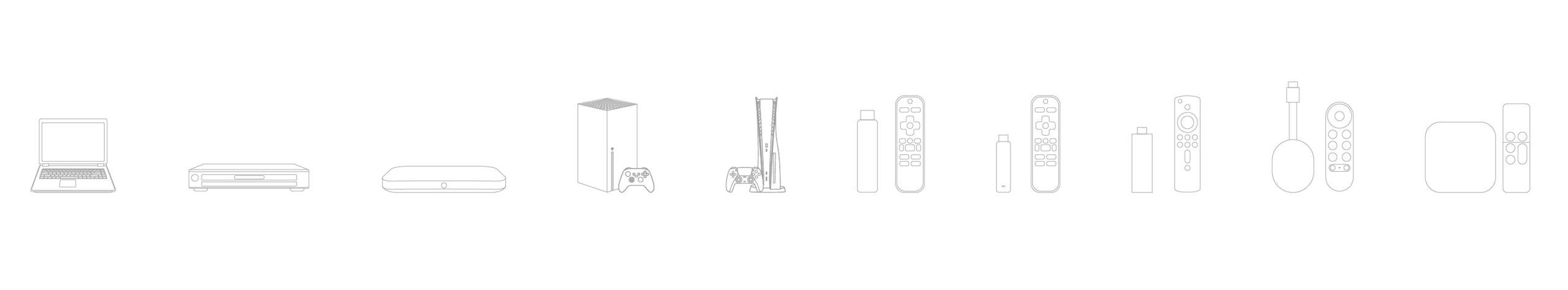HDMI Sources