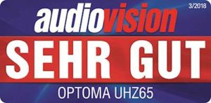Audio Vision UHZ65 Review