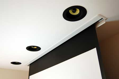 Compact Audio C6LCR Inceiling Speaker