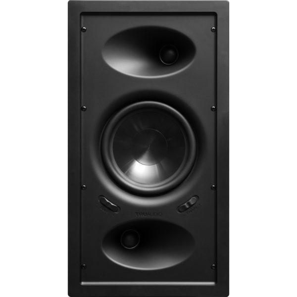 "Truaudio Ghost HT Series 6.5"" In-wall bi-pole surround speaker"