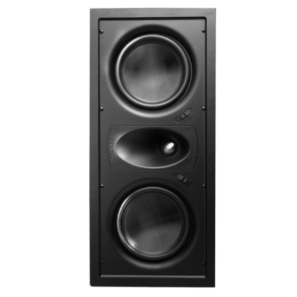"Truaudio Ghost HT Series 6.5"" In-wall LCR surround speaker"
