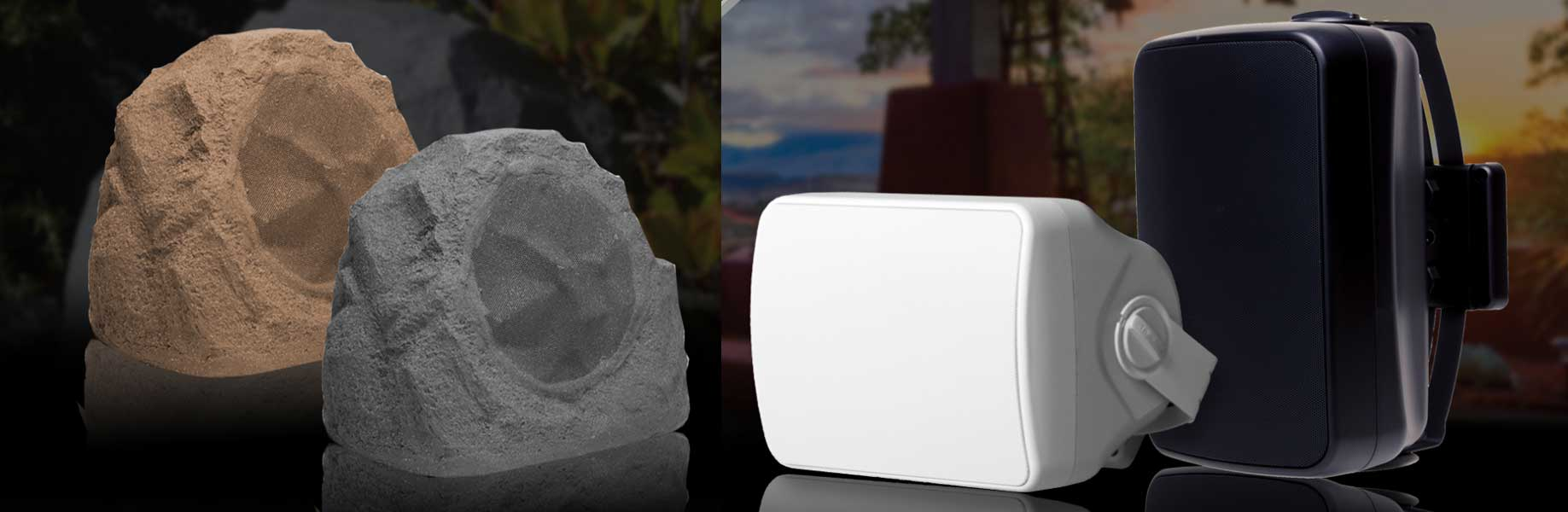Truaudio Outdoor Speakers
