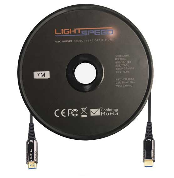 Lightspeed Cables