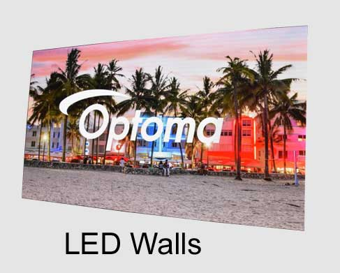 Optoma LED Walls