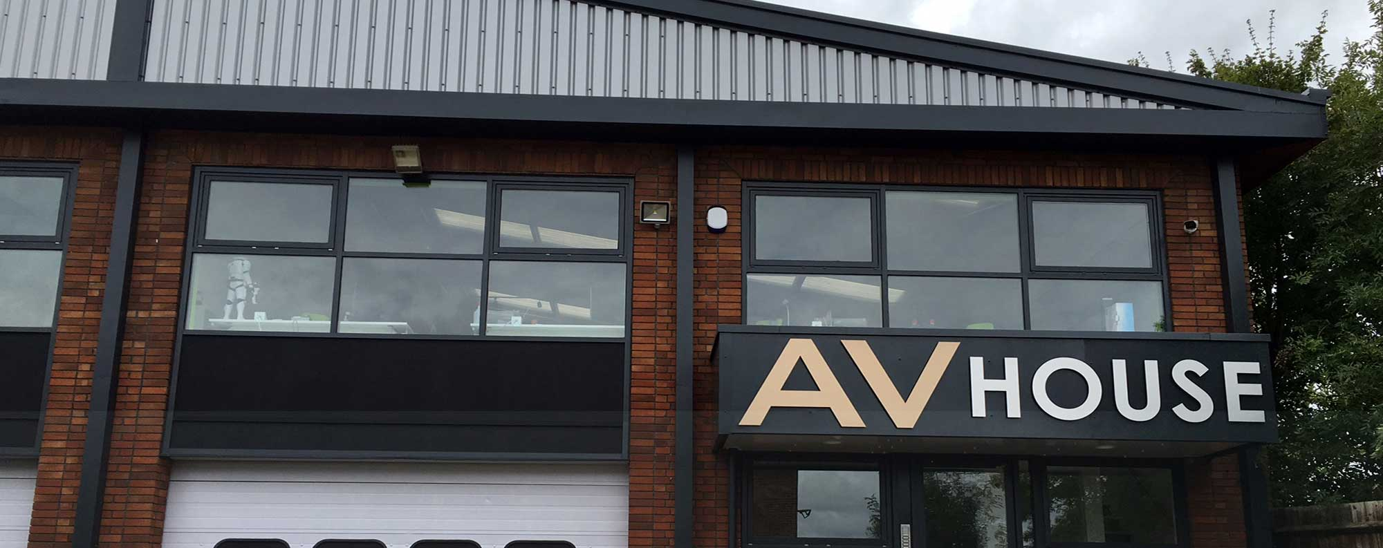Into AV Distribution - AV House