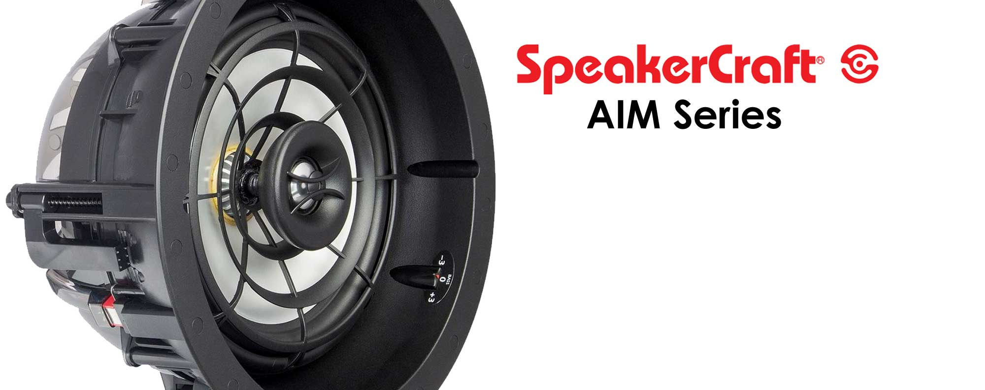 Speakercraft Aim Series Inceiling Speakers