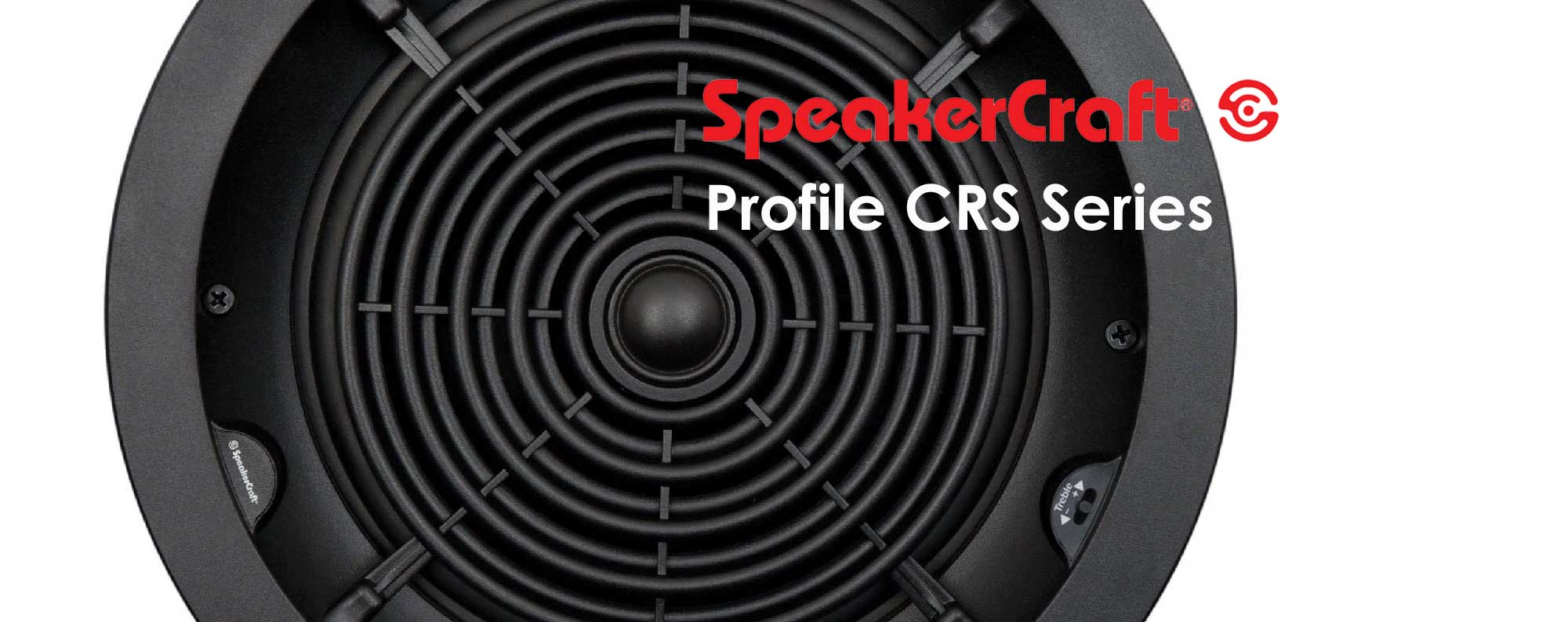Speakercraft Profile CRS Series Inceiling speakers