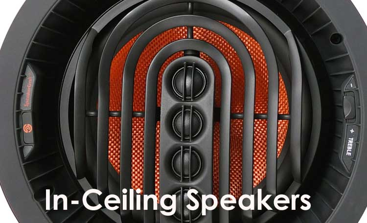 Speakercraft In-Ceiling Speakers