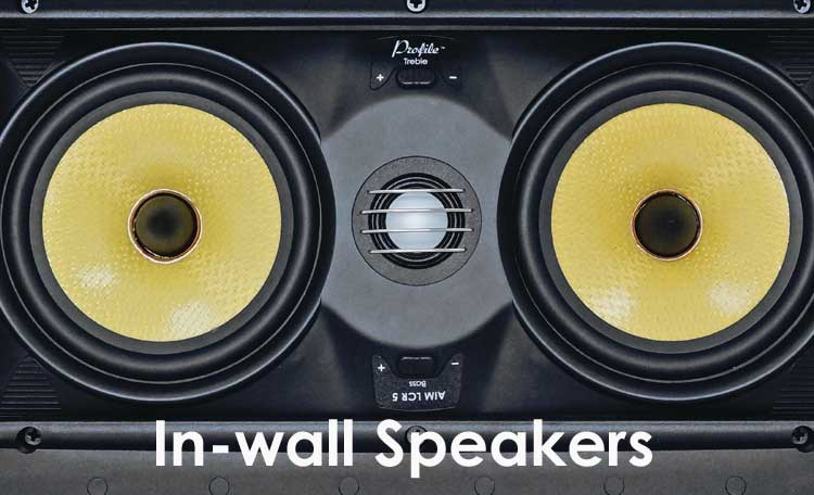 Speakercraft Inwall Speakers