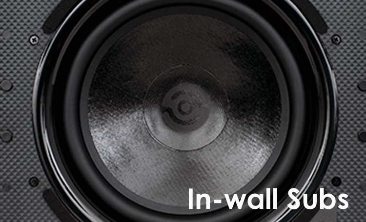Speakercraft Inwall Subs