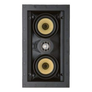 Speakercraft Profile Aim LCR3 Five Inwall Speakers