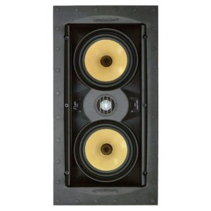 Speakercraft Profile Aim LCR5 Five Inwall Speakers