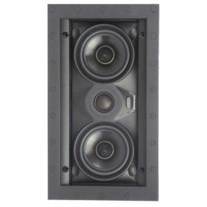 Speakercraft Profile Aim LCR3 One Inwall Speakers