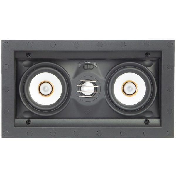 Speakercraft Profile Aim LCR3 Three Inwall Speakers