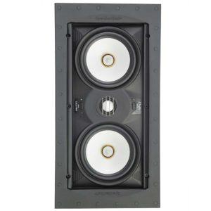 Speakercraft Profile Aim LCR5 Three Inwall Speakers