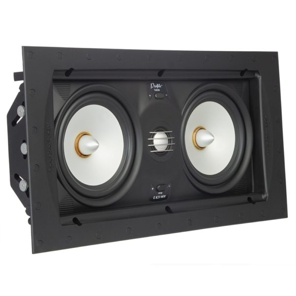 Speakercraft Profile Aim LCR5 Three Inwall Speakers