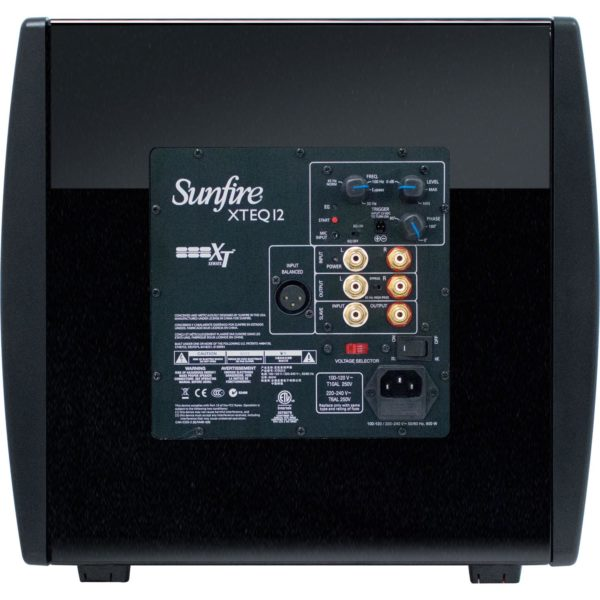 Sunfire Subwoofer XTEQ12 300W Subwoofer