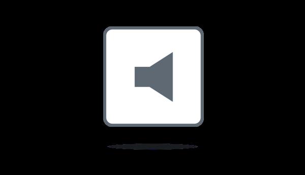 Optoma Integrated speaker