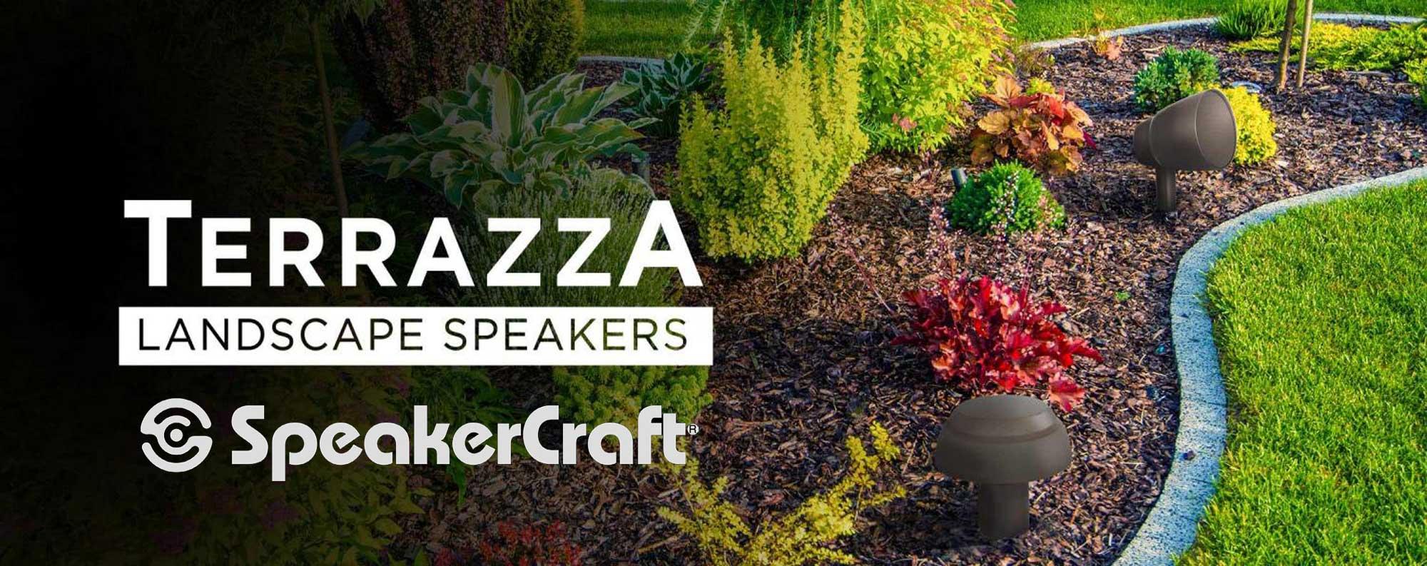 Speakercraft Outdoor Speakers