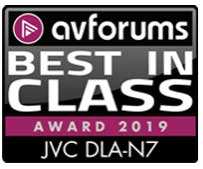 JVC Award - Best in class