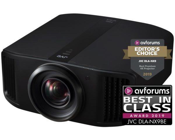 JVC DLA-NX9 4K Home cinema projector