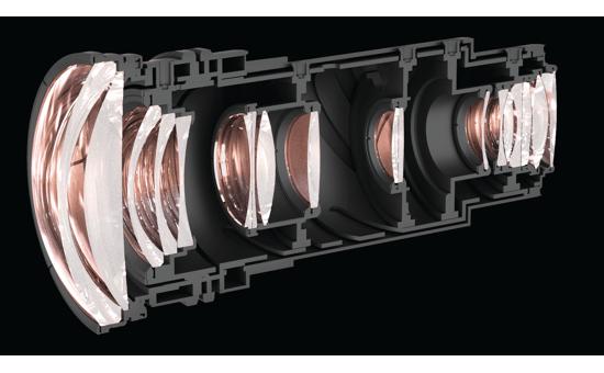 JVC DILA-Z1 Projector Lens