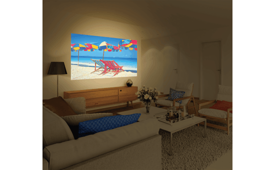 0.47-inch DMD for Bright High-definition 4K Images