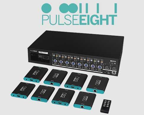 Pulse Eight Matrix