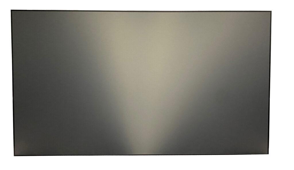 "Hisense 100"" Fresnel projector screen"