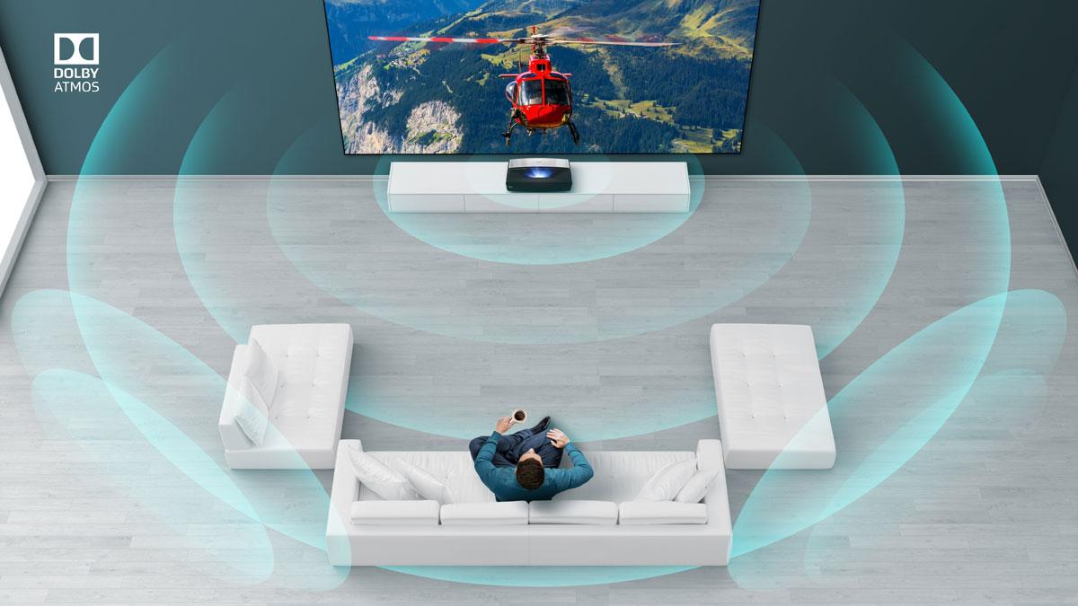 Hisense Dolby Atmos Soundbar