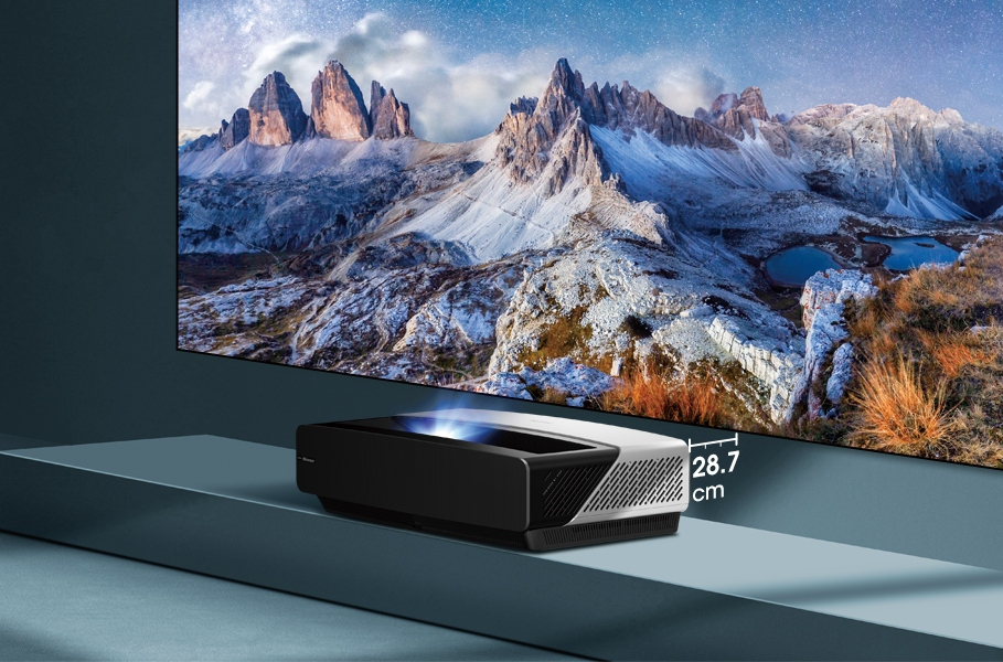 Hisense Laser TV Ultra Short Throw Projector