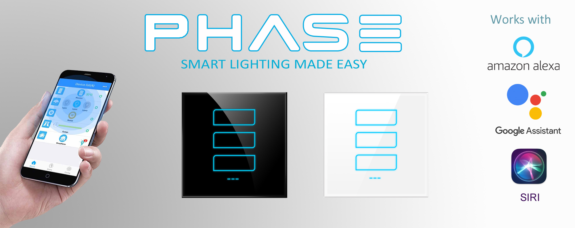 Phase Intelligent Lighting