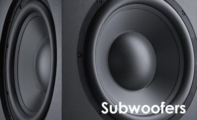 Speakercraft Subwoofers