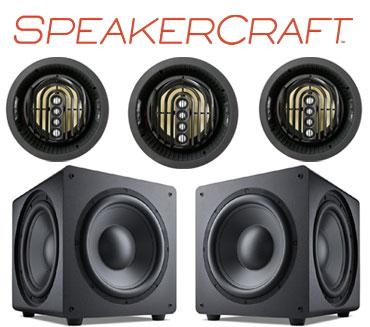 Speakercraft Speakers