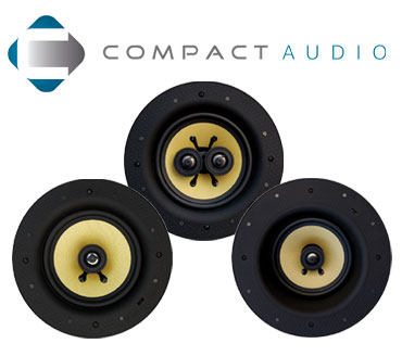 Compact Audio speakers
