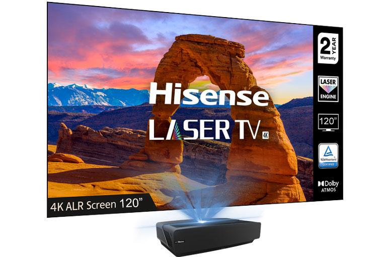 Hisense 120L5FTUK Laser TV