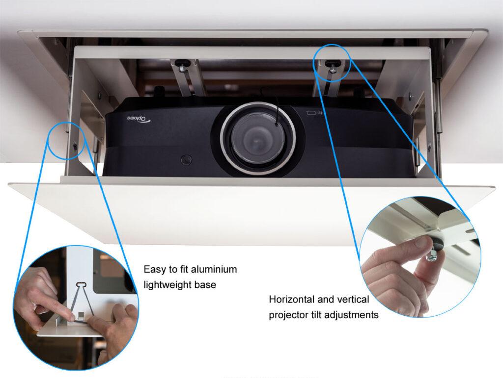 AV Motion Projector Lift
